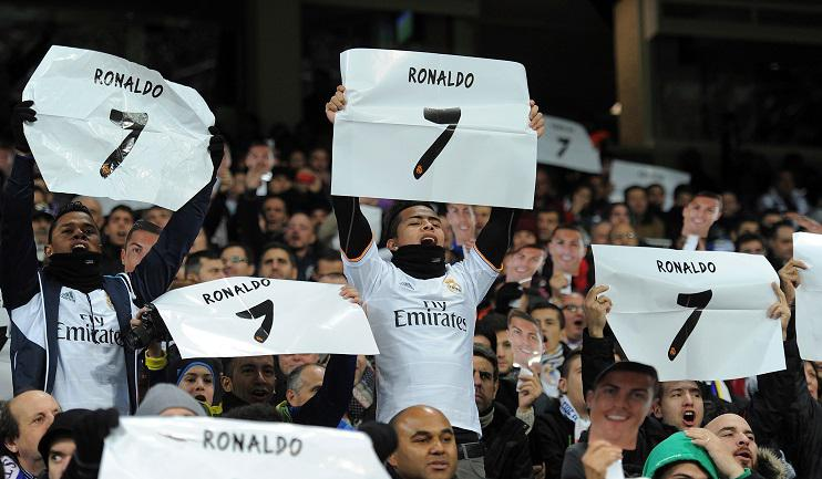 The cult of Ronaldo