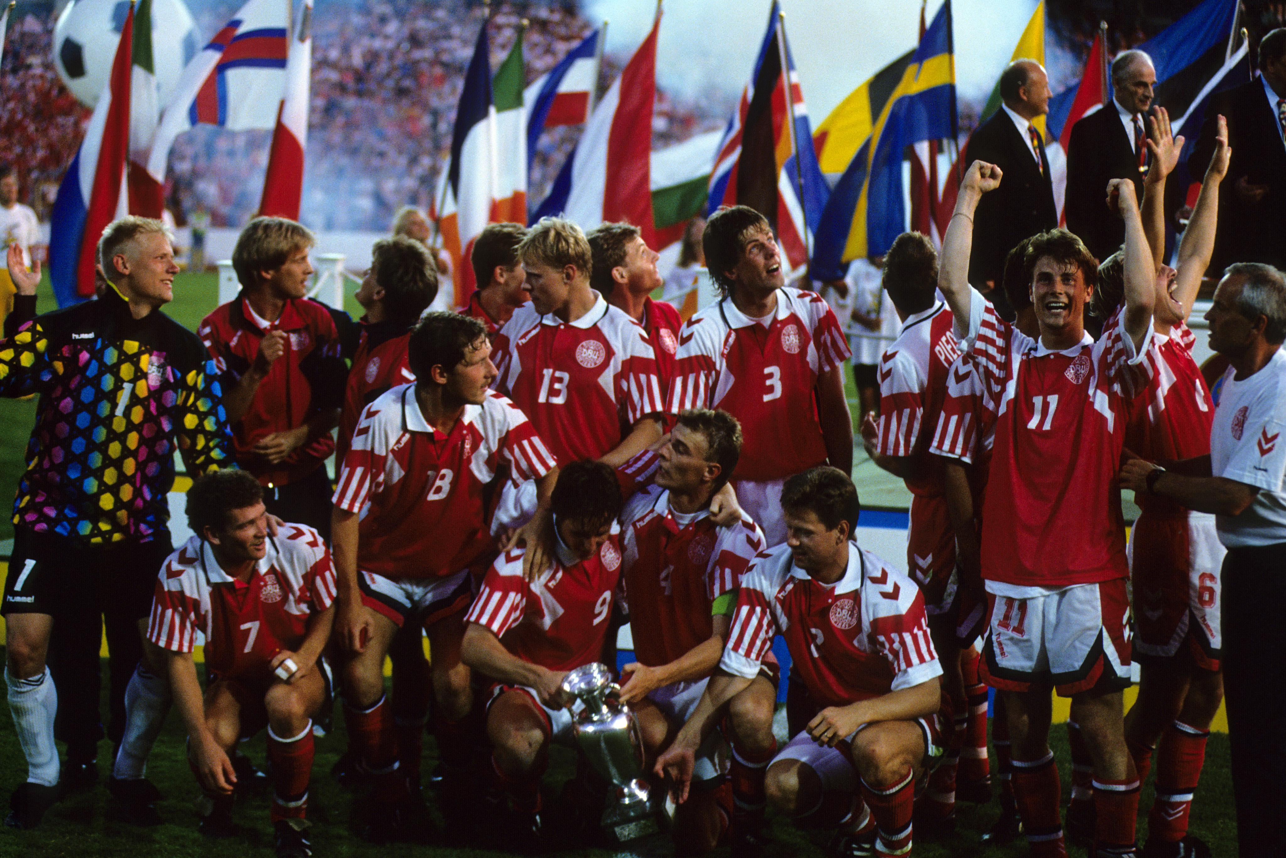 Image result for denmark 1992