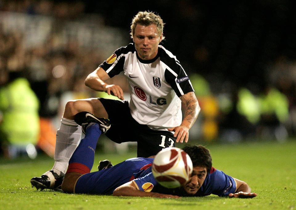 Bloody loves a European assist