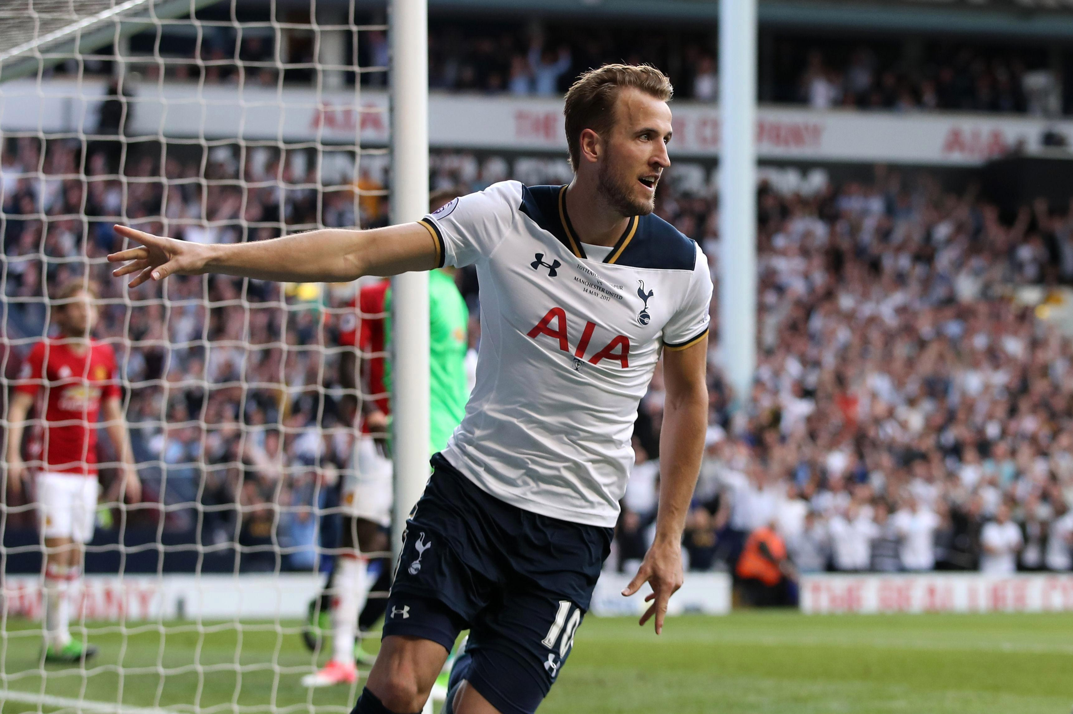 We are backing Harry Kane to smash home another goal against Leicester
