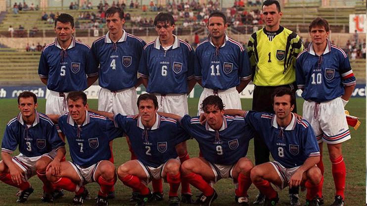 Yugoslavia National Football Team Teams Background 5