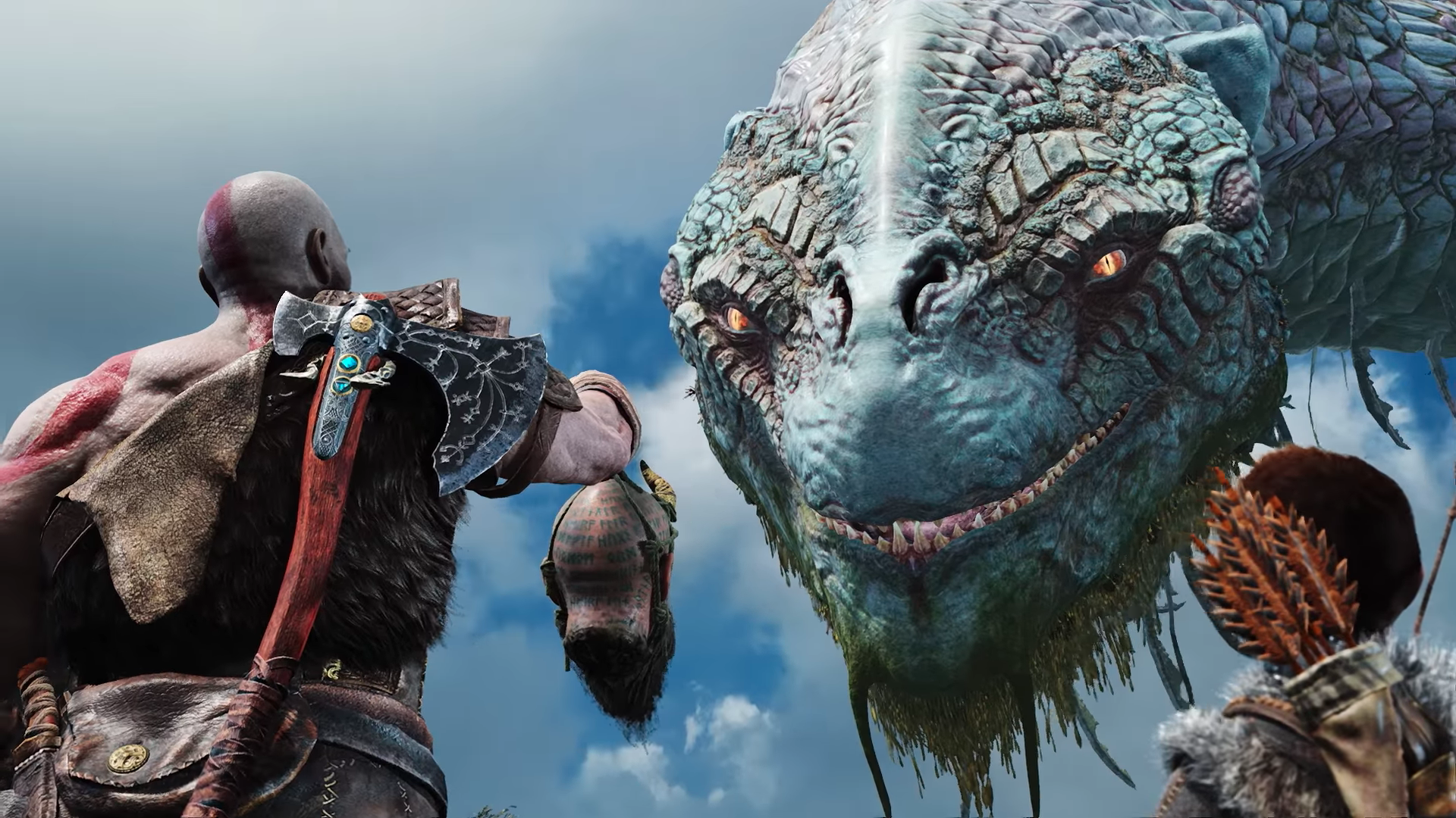 God of War has finally been locked to a April 20 release date