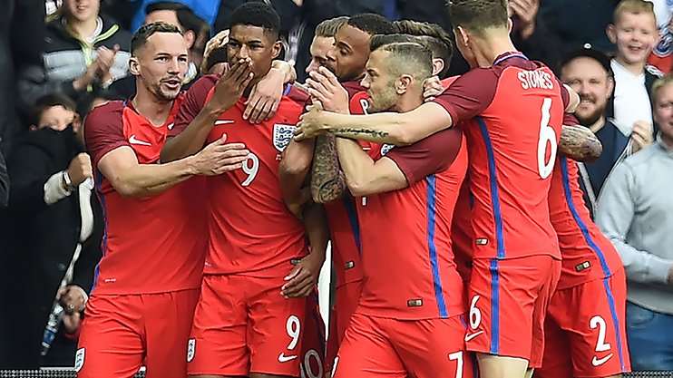 Has there ever been a better England debut?