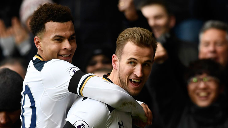 Will Alli and Kane continue to terrorise defenders this season?