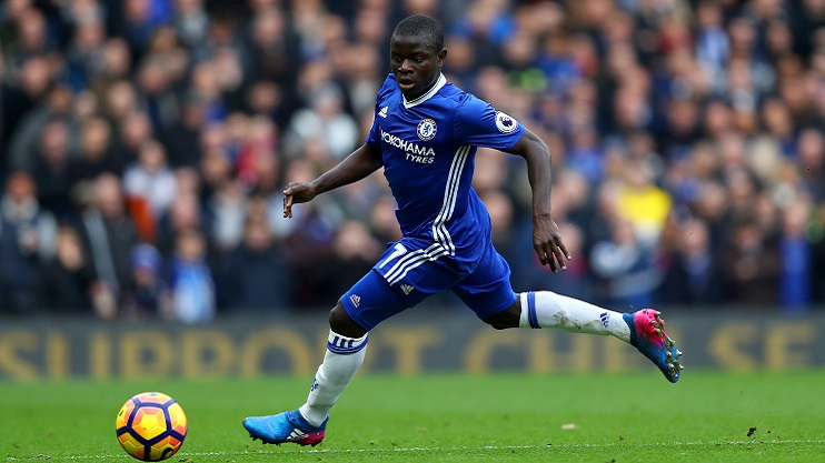 N'Golo Kante Played In A Different Position For The First