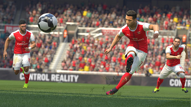 How do I get the official kits in PES 2017?