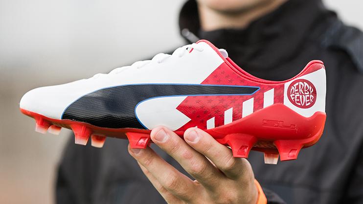 22e7e52aa Antoine Griezmann to wear unique PUMA boots during the Madrid derby