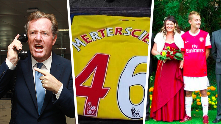 25 times arsenal fans were by far the worst thing about football 25 times arsenal fans were by far the