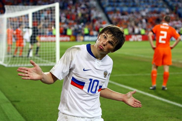 Netherlands v Russia - Euro 2008 Quarter Final