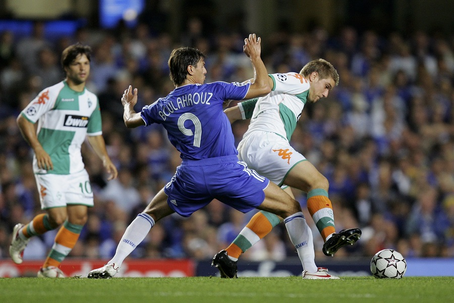 UEFA Champions League: Chelsea v Werder Bremen