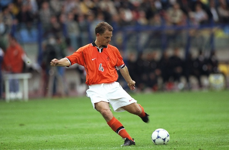 Frank de Boer of Holland