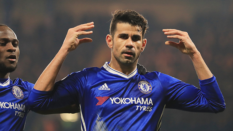 Costa's antics will be missed in the Premier League