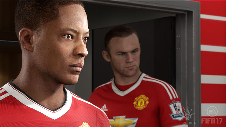 Last-gen console owners also missed out on The Journey in FIFA 17