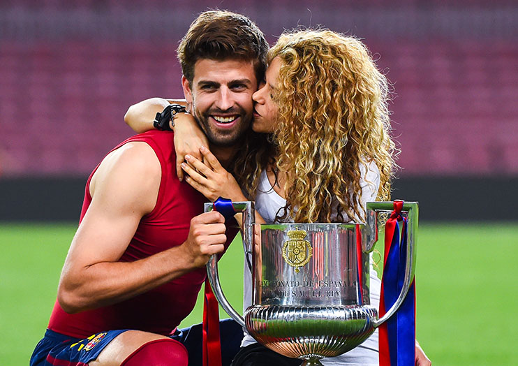 Just a reminder that Gerard Pique completed life a long time ago