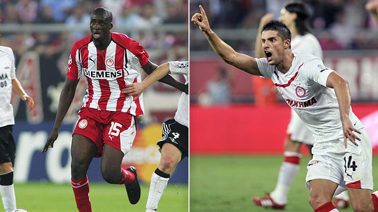 The Top 10 Greek Super League Exports - Dream Team FC