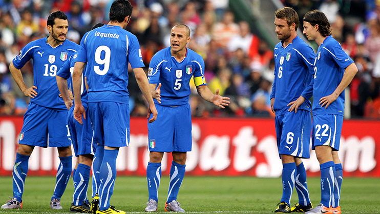 Italy-World Cup