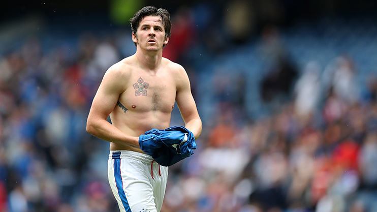 Barton made a big impression in his little time in France