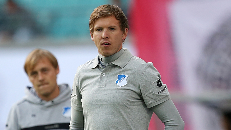 Julian Nagelsmann has taken Hoffenheim to the Champions League