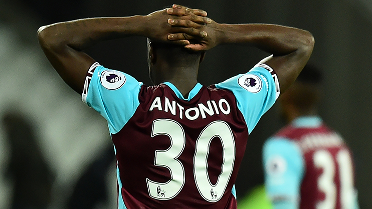 Antonio is attracting interest from Chelsea