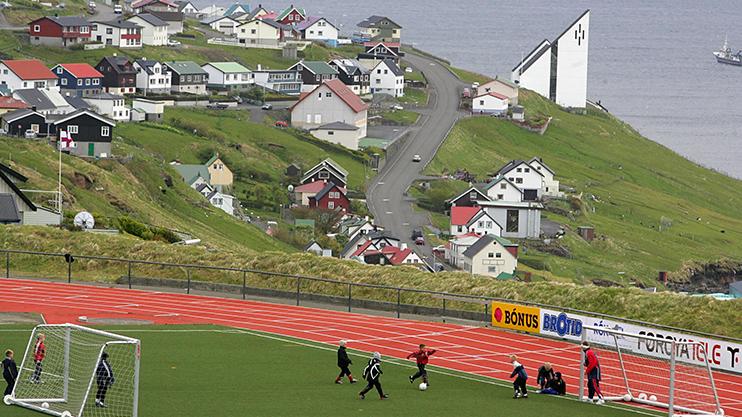 Pitch-Faroe Islands