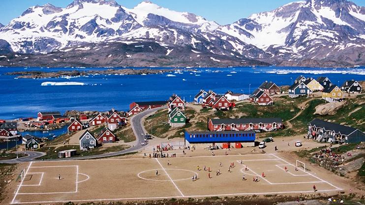 Pitch-Greenland