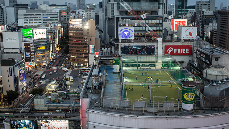 Pitch-Tokyo