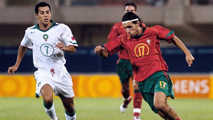 Portugal-Morocco
