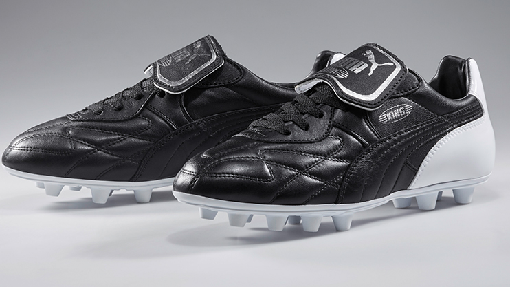 PUMA King Chrome   Made in Italy  