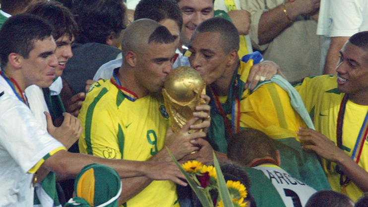 Ronaldo Reveals The Reason Behind His Infamous World Cup 2002 Haircut