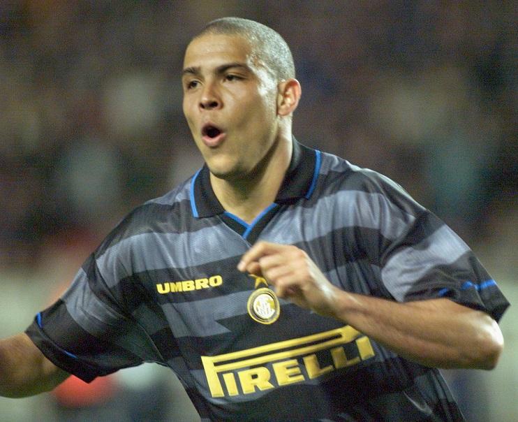 Ronaldo was electric at Inter Milan
