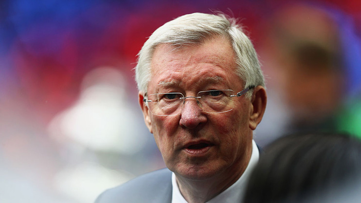 Sir Alex Ferguson might not have been too impressed with nightclub antics
