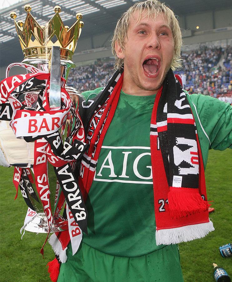 Ex-Man United keeper Tomasz Kuszczak