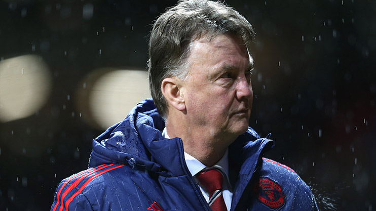 Even The BBC Are Riffing On Louis Van Gaal's Man United
