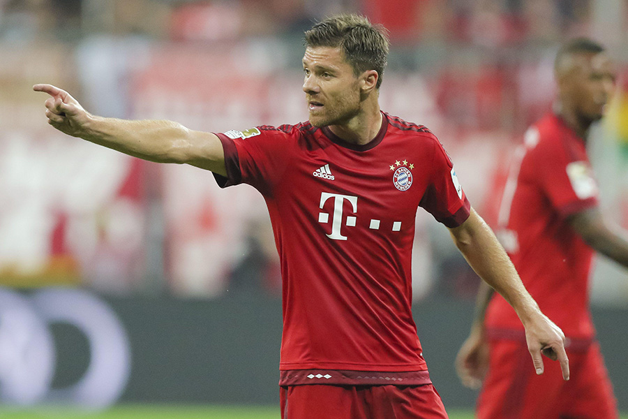 Xabi Alonso is another player tipped to get a special SBC