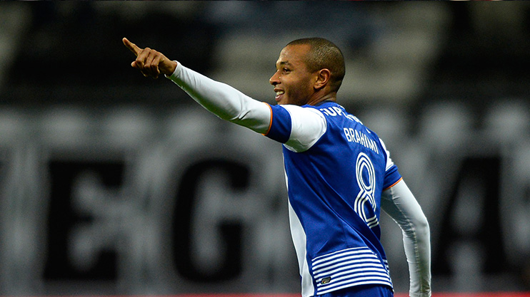 Brahimi is capable of anything on his day