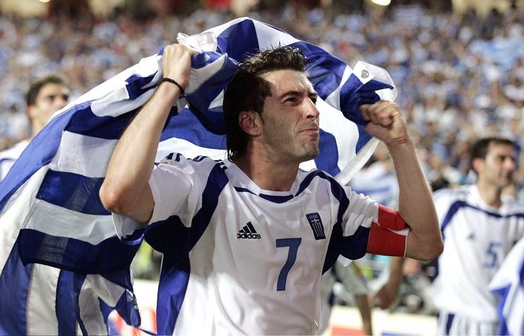 Fussball: EM 2004 in Portugal Finale POR-GRE 0:1