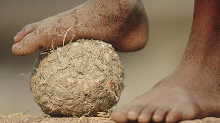 Zambiahomemadefootball