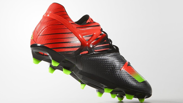5e4f360b6dd WHAT ARE THOSE! Messi s new boots revealed for El Clasico