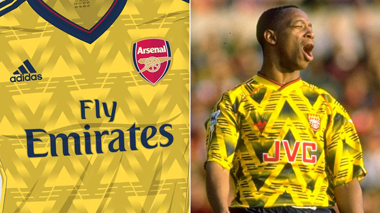 sale retailer 33b33 02360 Should Arsenal go back to Adidas? Get a load of these leaked ...