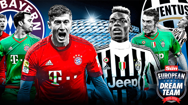 WIN: A trip to see Bayern Munich v Juventus in the Champions