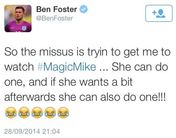 ben-foster-twitter