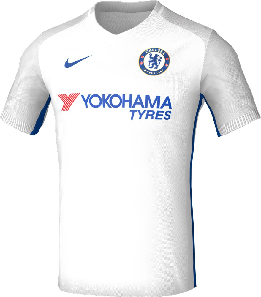 the best attitude ed658 a2081 FIRST LOOK: Is this what the new Nike x Chelsea kit will ...