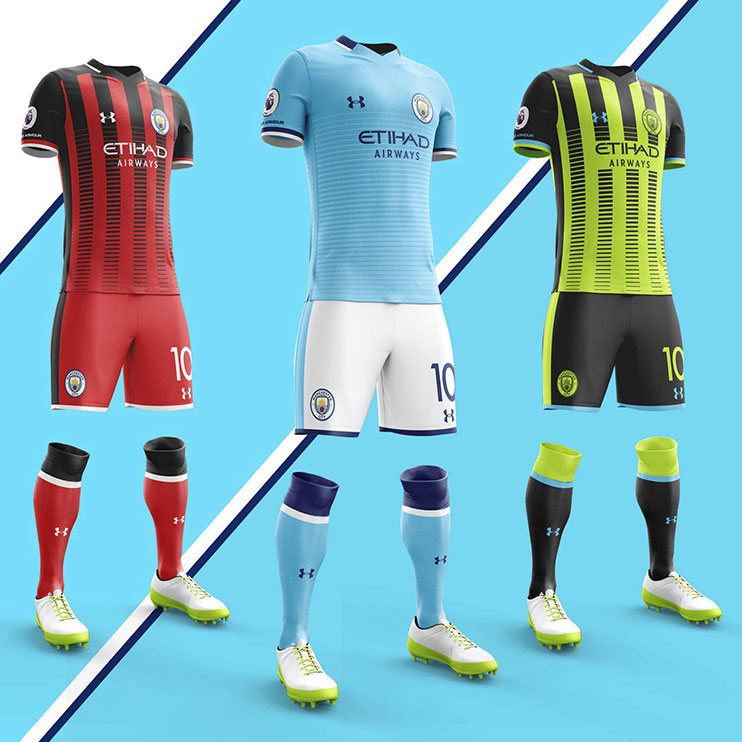 18871db4fab This is what Man City s kits could look like if the Under Armour ...