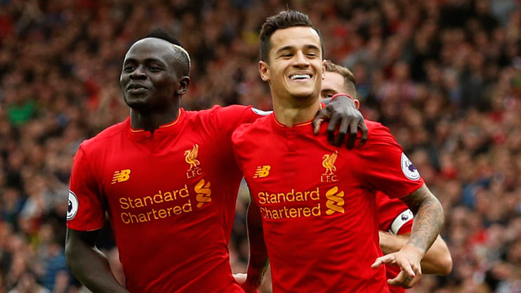 Will Sadio Mane or Philippe Coutinho take your fancy?