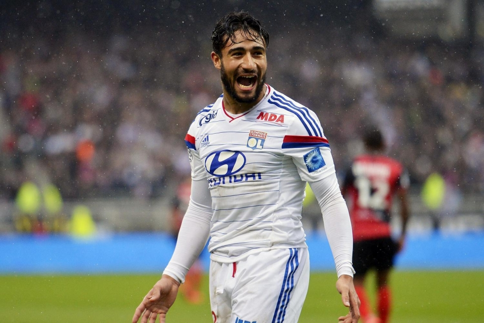 Nabil Fekir and Alexandre Lacazette should be on Arsenal's radar this summer