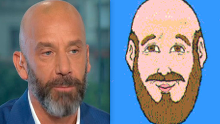 Fans Claim Gianluca Vialli Is Actually Richard From Guess Who