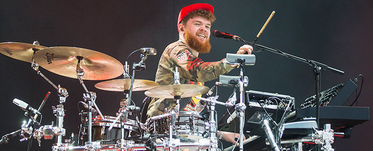 2016 breakthrough act Jack Garratt