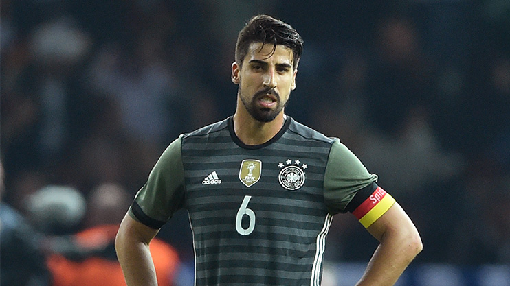 Khedira reached out to the people of Stuttgart