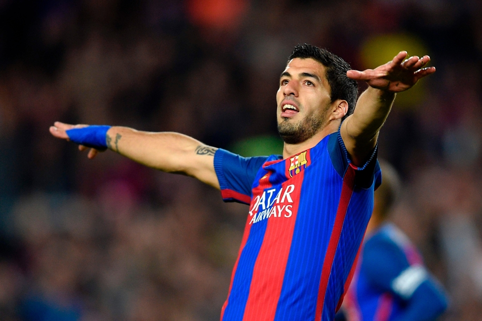 Arsenal came very close to signing Luis Suarez in 2013
