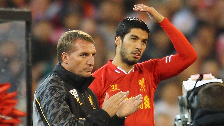 Rodgers managed Suarez for two seasons